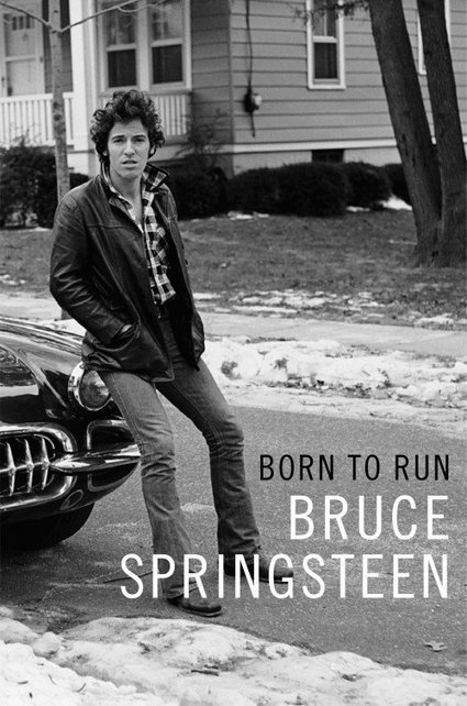 Bruce Springsteen publie son autobiographie le 27 septembre 2016 - le Blog Bruce Springsteen | Bruce Springsteen | Scoop.it