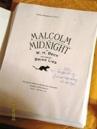 Malcolm at Midnight | Utah's Beehive Book Awards | Scoop.it