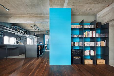 ao studio for creative couple by keiji ashizawa - Designboom | Wordpress Themes 2014 | Scoop.it