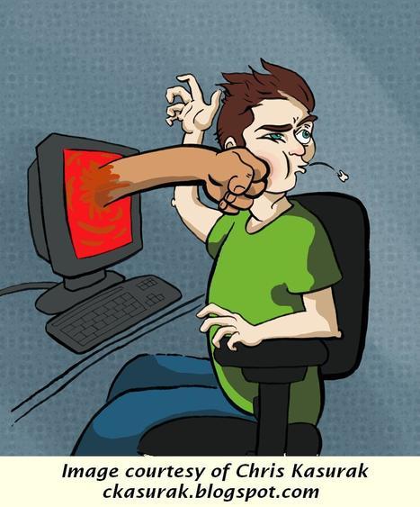 Qué hacer ante el #ciberacoso o el #cyberbullying vía @iarandia | Pedalogica: educación y TIC | Scoop.it