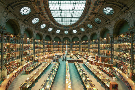 25+ Of The Most Majestic Libraries In The World | Bored Panda | Image et multimédia | Scoop.it