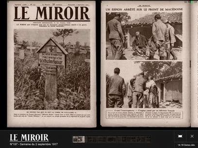 La Grande Guerre sur votre tablette. - GeneaTech | L'actu culturelle | Scoop.it