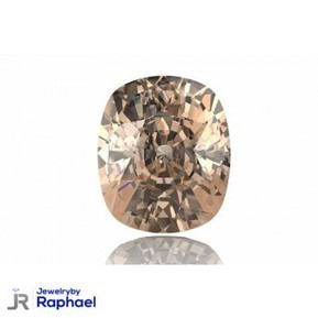 12.10 Carat Fancy Champagne VS1 Cushion Diamond One of a Kind Anniversary Bridal Certified Jewelry Exquisite Rare Masterpiece! | jewelrybyraphael | Scoop.it
