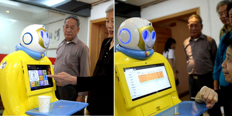 Un robot chinois imprimé en 3D | Une nouvelle civilisation de Robots | Scoop.it
