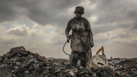 Kenya's e-waste soldiers of ill fortune | Natural resources | Scoop.it