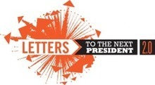 Step-by-step Letters to the Next President | AdLit | Scoop.it
