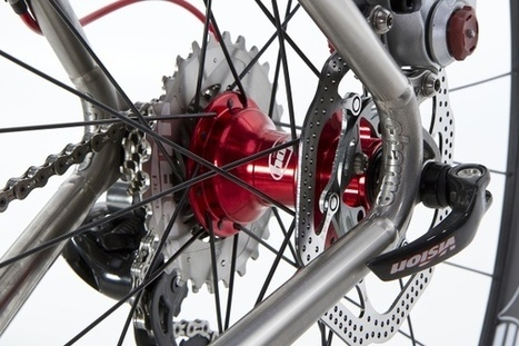 3ders.org - Charge Bikes: 3D titanium printing, the future of bike production (video) | 3D Printer & 3D Printing News | IComputation | Scoop.it