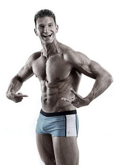 An Unusual Interview with Vince del Monte - Pro Fitness Model & Skinny Guy Savior   Pro Bodybuilders & Fitness Models   Scoop.it