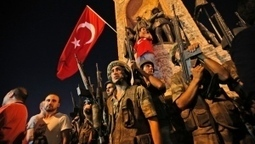 Turkey's president tells supporters government is in charge | How will you prepare for the military draft if U.S. invades Syria right away? | Scoop.it