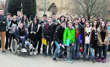 Collège Kervallon  : voyage pour les latinistes et les occitanistes | Collège Kervallon | Scoop.it