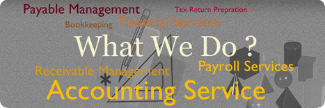 Outsource Accounting Services | Rayvat Accounting | Scoop.it