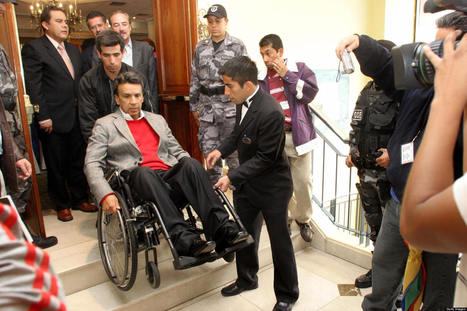 Ecuador And Its 'Wheelchair Revolution' | QuickieWheelchairs | Scoop.it