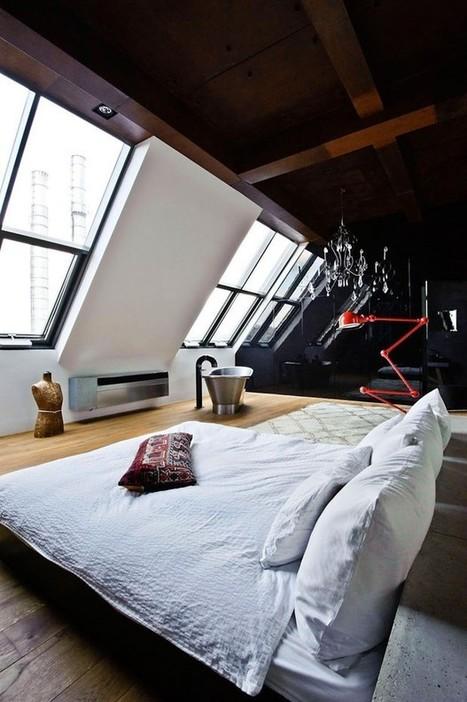 THE STYLISH CO.: Inspiring interiors / Inspirujące wnętrza | Damson-Interiors | Scoop.it