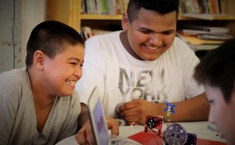 Proyecto Atalaya Sur: tecnología para la inclusión en barrios carenciados | Creatividad en la Escuela | Scoop.it
