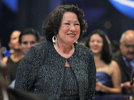 Sonia Sotomayor Shows She's The Least Guarded Supreme Court Justice | diabetes and more | Scoop.it