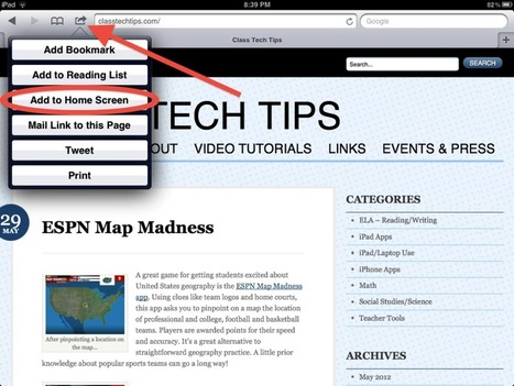 Make Your Own Buttons | Ipads in Education | Scoop.it