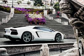 350 Lamborghini pour célébrer les 50 ans de la marque - Sympatico.ca Autos | Que s'est il passé en 1963 ? | Scoop.it