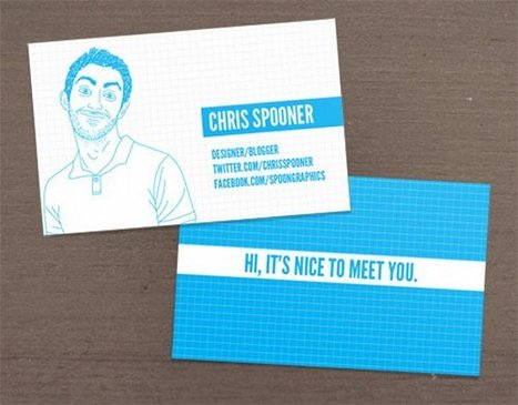 33 Tutorials to Design Your Own Business Cards | Vandelay Design Blog | Time to Learn | Scoop.it