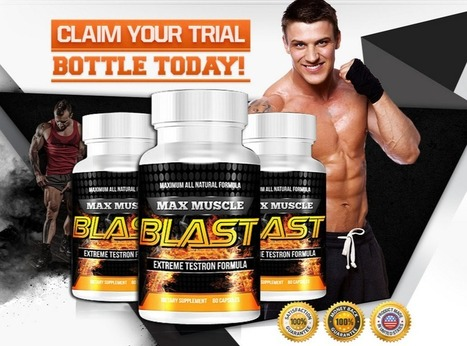 Interested in Max Muscle Blast? - You Need To Read This First Before You Try It! | How We Build Muscles With Supplement | Scoop.it