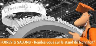 (Agenda) Retrouvez les équipes de Technitoit sur les foires & salons de la semaine ! | La Revue de Technitoit | Scoop.it