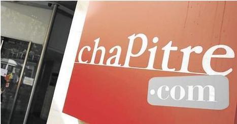 Les librairies Chapitre vendues à la découpe | Librairies | Scoop.it