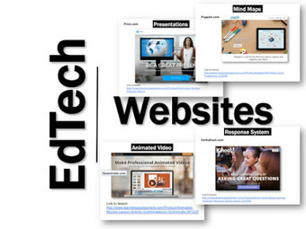 EdTech Websites by Category | 3D Virtual-Real Worlds: Ed Tech | Scoop.it