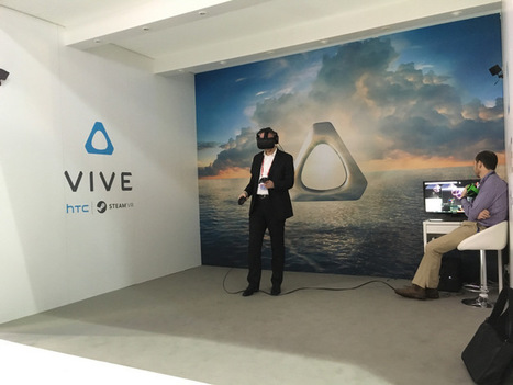 HTC brings its virtual reality storefront to mobile | Retail and Technology | Scoop.it