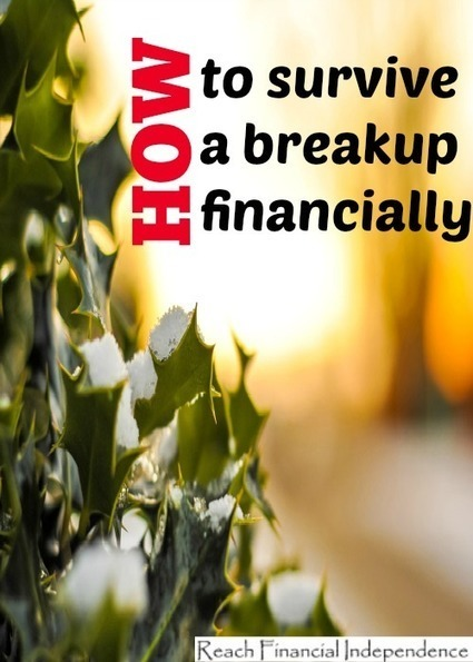 How to survive a breakup financially - Reach Financial Independence | Personal finance blogs | Scoop.it