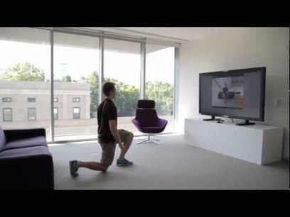 Slideshow: 7 startups using Microsoft Kinect for online physical therapy - mobihealthnews | Sports Ethics: Payne, J. | Scoop.it