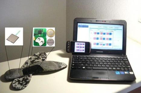 Une semelle intelligente face à la dépendance | Innovation du coala | Scoop.it