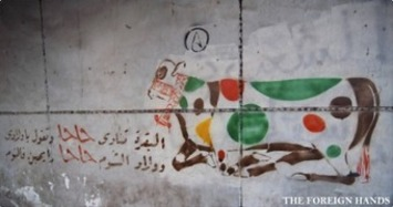 Foreign Hands Infect Egypt's Cows | For Art's Sake-1 | Scoop.it