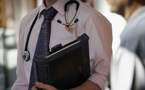 Health gadgets cut doctor visits for one in three Brits - Telegraph | shubush design & wellbeing | Scoop.it