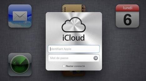 Sécurité: Apple a donné trop facilement accès à un compte iCloud | Apple, Mac, iOS4, iPad, iPhone and (in)security... | Scoop.it