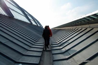#076: Butiner sur les toits du Grand Palais « MILLE CHOSES A PARIS   Idées romantiques à Paris et ailleurs   Scoop.it