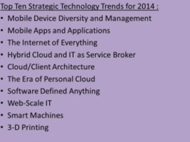 Gartner: Top 10 Strategic Technology Trends For...