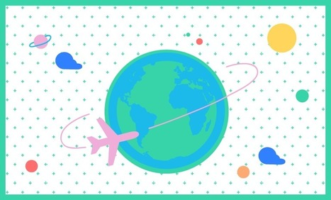Génération Erasmus + : un site qui incite à mettre les voiles ! | Editorial Web - bonnes pratiques | Scoop.it