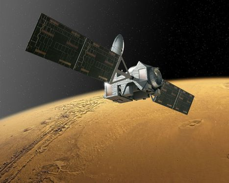 [IRAP] ExoMars à l'assaut de l'énigmatique méthane martien | Revue de presse | Scoop.it