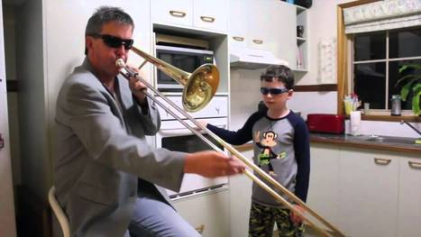 Dad And Son Have So Much Fun When Mom Is Not At Home | DailyVideosTV | Scoop.it