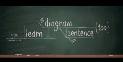 Can a Good Writer Be Bad at Diagramming Sentences? | Shinshu JALT | Scoop.it