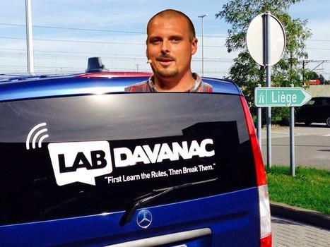 Faire du journalisme à bord du #LabDavanac mobile   DocPresseESJ   Scoop.it