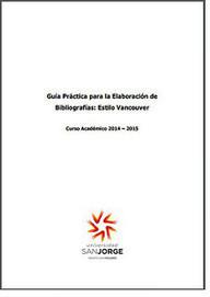 Guía Práctica para la Elaboración de Bibliografías: Estilo Vancouver | Salud Publica | Scoop.it