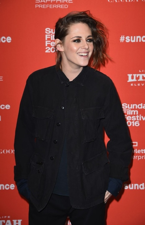 Kristen Stewart at Certain Women Premiere at Sundance Film Festival | Showbiz | Scoop.it