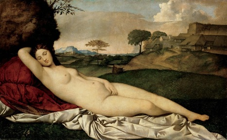 Blog personal: Venus dormida | ecarratala | Scoop.it