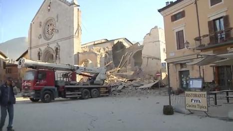Un fuerte terremoto sacude de nuevo el centro de Italia | Protocolos del apocalipsis | Scoop.it