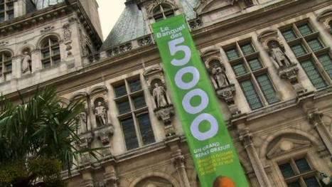 Le Banquet des 5 000 à Paris | Villes en transition | Scoop.it