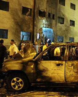 Libya violence surges - News24   Saif al Islam   Scoop.it