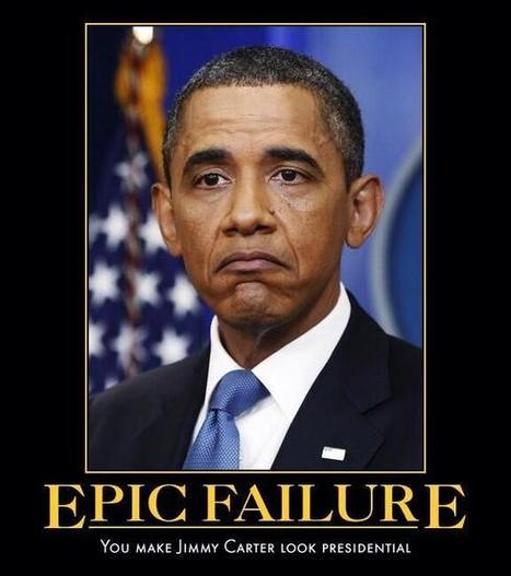 Twitter / StrongerAmerca: Obama: Failure of Leadership ...   Economy Nowadays: Debts Dealing   Scoop.it