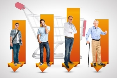 Quel âge ont les visiteurs des sites marchands français? | yqachach@amecsel.org | Scoop.it