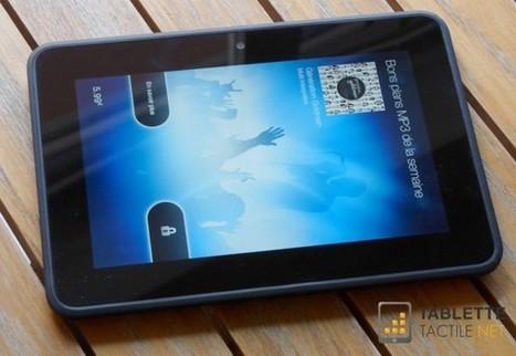 Test du Kindle Fire HD d'Amazon - Tablette Tactile | Tout sur le Kindle | Scoop.it