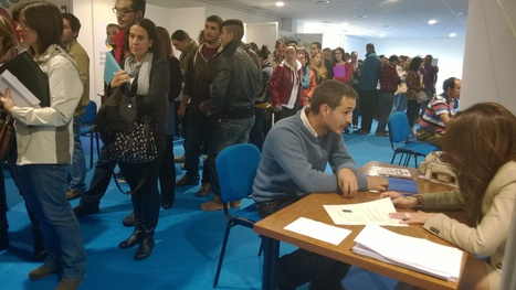 La Feria del Empleo de Aranda pone 150 puestos de trabajo a disposición de los demandantes | Busco-Empleo | Scoop.it